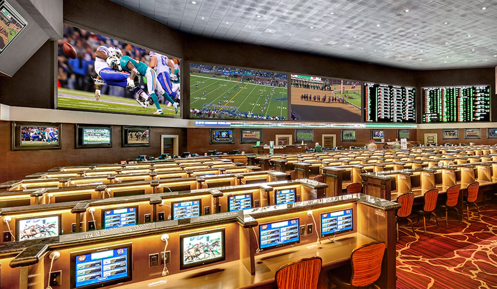 Why do so many casual bettors choose horse racing over other sports?