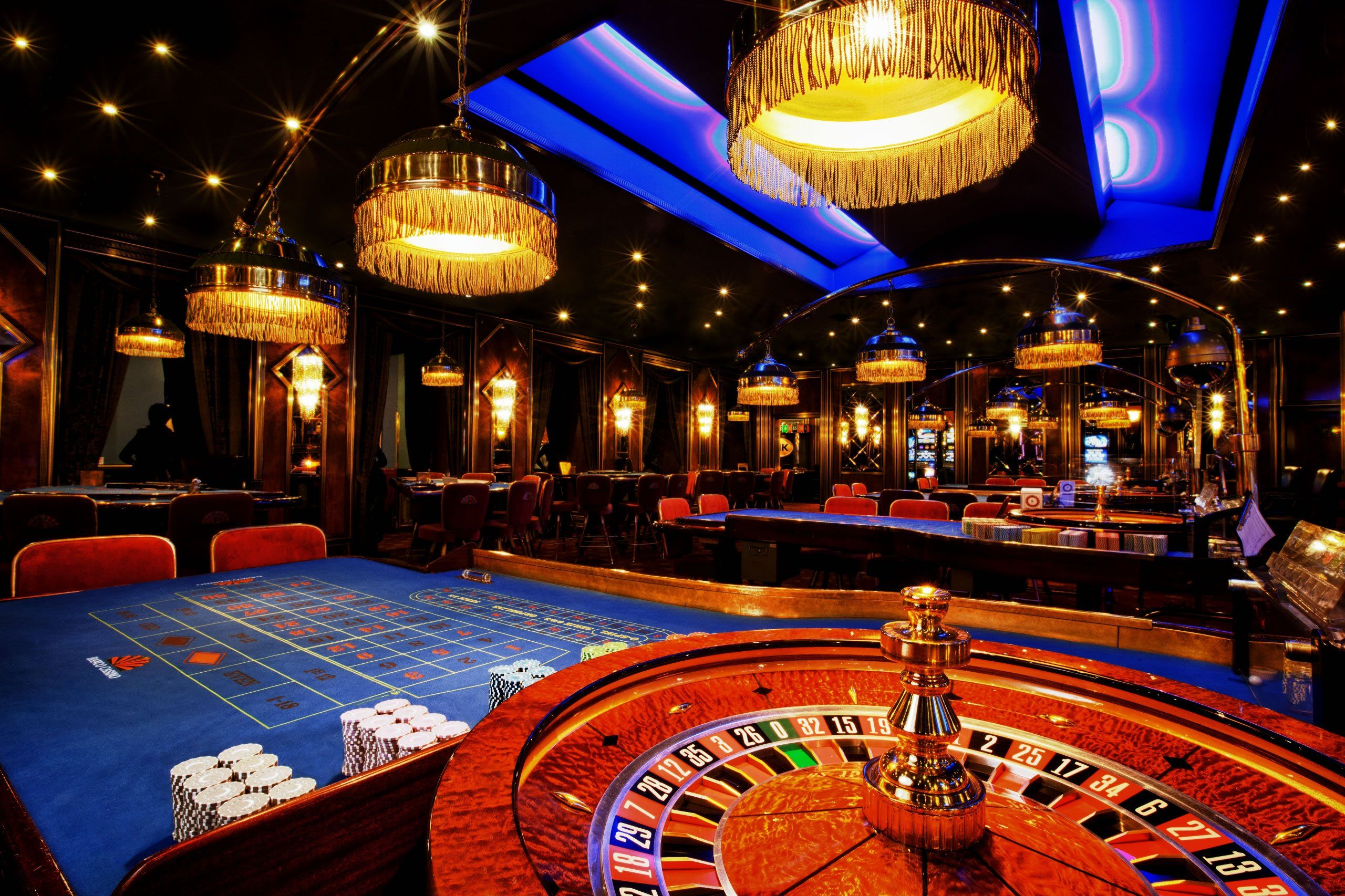 Online Casino Mania: Entertainment And Casino Games Online