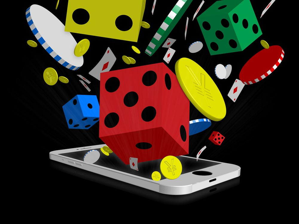 Before You Start Playing Casino Online - Betting