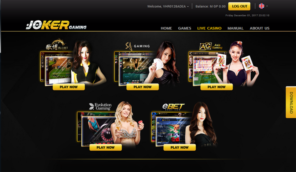 Online Casino Games: Play And Download Online Casino Games
